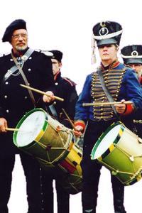 LützowerJäger desVereins Historische Uniformen Alt Jena e.v Quelle: Verein Historische Uniformen Alt Jena e.V.