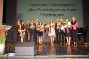 Jahrgangsfeier 2018: Hochschule Ludwigshafen feierte ihre Absolventinnen und Absolventen