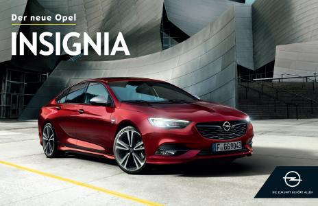 """""""Führende Technik für alle"""": Der Slogan der Insignia-Kampagne ist beim neuen Opel-Flaggschiff Programm"""
