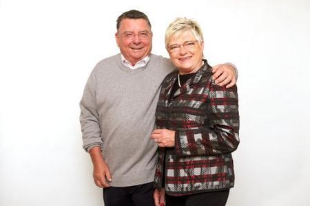 Ursula und Herbert Gossmann bedanken sich bei Ihren Kunden für die langjährige Kundentreue  / Foto: Lesac Limburg