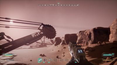 Kämpfen Sie ums Überleben und erkunden sie die galaktische Ödnis des roten Planeten in der offenen Welt des Online-Survival-Sandbox-Spiels 'Memories Of Mars'