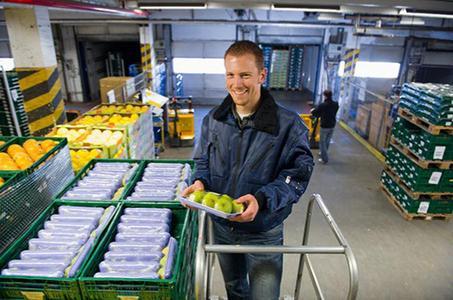 Die Steuerung von Produktions- und Lieferketten gehört zu einem der vielfältigen Aufgabengebiete von Wirtschaftsingenieuren im Agri- und Hortibusiness