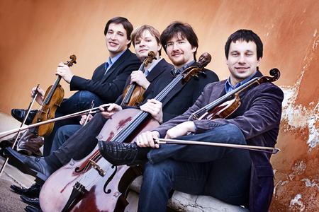 Apollon Musagate Quartett