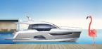 "Neue Sealine C430 auf dem Yachting Festival Cannes für den ""European Powerboat of the Year Award 2018"" nominiert!"