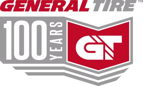 Logo General Tire 100 Years