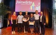 Preisverleihung fairwärts-Wettbewerb 2018 © TourCert
