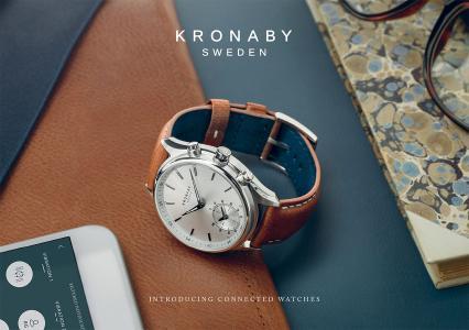 Connected Watches von Kronaby