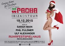 Coming Home For Christmas pres. Pacha Ibiza On Tour