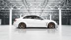 Barracuda Racing Wheels Europe:  Exclusive Mercedes C 63 AMG on Barracuda Shoxx rims
