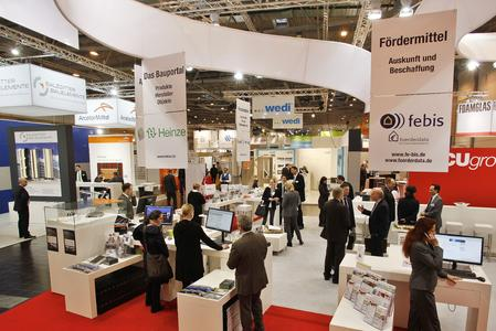 Zum Start der Baufachmesse Deubau optimistische Prognose: Bauwirtschaft erwartet dieses Jahr erneut Umsatzwachstum