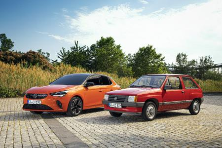 Opel Corsa e Corsa A 507110