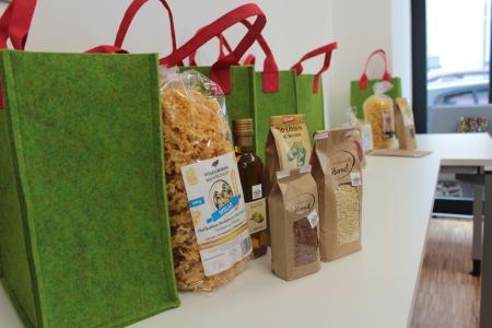 Hochwertige Taschen und Produkte aus der Region – das ideale Weihnachtsgeschenk