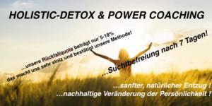 CLEAN AND FREE wirkt gegen Sucht / © Coaching by Hoffmann Ltd.