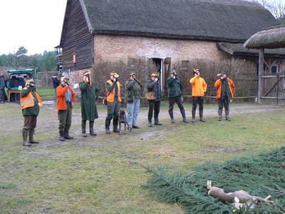 Regulierung des Wildes dient natürlicher Waldentwicklung im Nationalpark