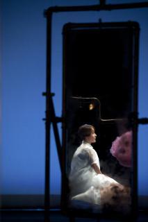 """""""Das kunstseidene Mädchen"""" kommt auf die Bühne der BOXX, Foto: Thomas Braun"""