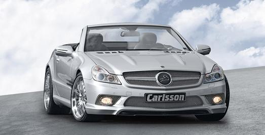 Carlsson CK 50 SL500 front