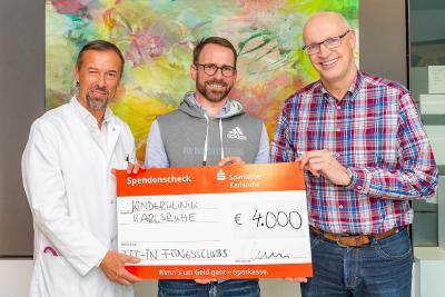 Prof. Dr. med. Joachim Kühr, Steffen Werner, Prof. Dr. med. Peter Schmittenbecher