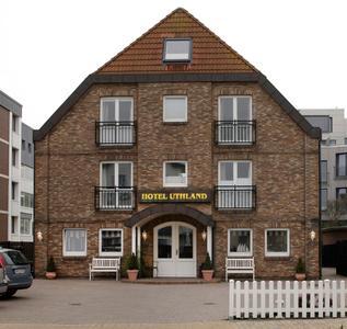 Hotel Uthland im traditionellen Klinkermauerwerk, Foto: Caparol Farben Lacke Bautenschutz/Martin Duckek
