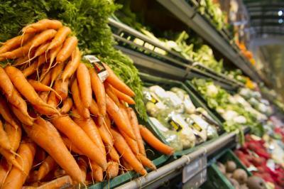 Fleischlos gut aufgestellt: Beim vegetarischen und veganen Warenangebot schneiden Supermärkte gut ab. Mängel gibt es aber bei der Kennzeichnung der Lebensmittel. (Foto: Hochschule Osnabrück)