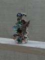 Astrid Wagner , Ohne Titel, 2011, glasierte Keramik, 16 x 14 x 11 cm, Foto: Ivo Faber
