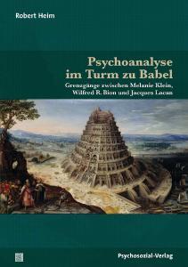Cover »Psychoanalyse im Turm zu Babel«