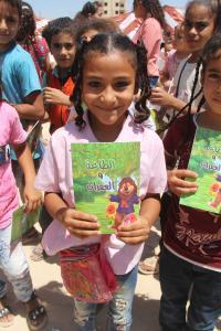 Bibel-Event für Kinder in Ägypten