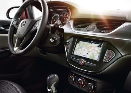 Zielführend: Den Opel Corsa gibt's ab sofort auch mit Navi 4.0 IntelliLink und voller OnStar-Funktionalität