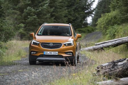 Opel MOKKA X: Der kompakte Offroader kommt in diesem Herbst zu den Händlern
