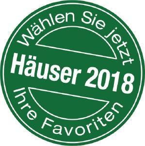 Leserhauswahl 2018