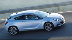 Beste Bedienbarkeit: Opel Astra siegt bei Test von ACE Lenkrad