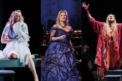 Easter with Verdi, Wagner, and Strauss