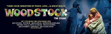 WOODSTOCK THE STORY - DAS ROCKMUSICAL  The 50th Anniversary Tour