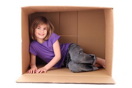 So fühlen sich auch Kinder beim Umzug wohl (Foto: Immonet/Klickit-Fotolia.com)