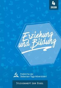 Cover des Studienhefts zur Bibel  © Cover: Advent-Verlag Lüneburg
