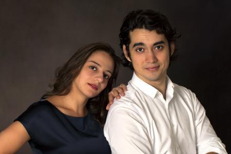 Mikhail Timoshenko und Elitsa Desseva, Foto: Marine Cessat-Begler