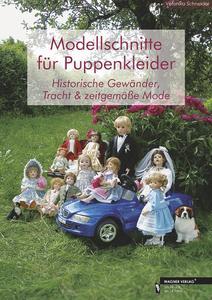 Sachbuch: Modellschnitte für Puppenkleider