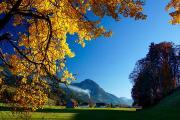 Herbst in den Allgäuer Hörnerdörfern