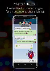 Chatten deluxe: Einzigartige Funktionen sorgen für ein besonderes Chat-Erlebnis!