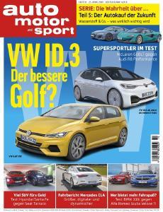 VW ID.3 - der bessere Golf?