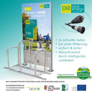 bike-energy Ladestationen (Salzburger Seenland)