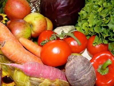 Symbolbild – nachhaltige Ernährung