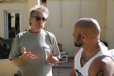 Dirk Moor und Martin Semmelrogge