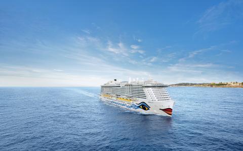 """Hamburg bekommt eine Jobmesse für das Arbeiten auf Kreuzfahrtschiffen. Am Donnerstag, 7. November 2019, heißt es """"Leinen los"""" für die neue Cruise Job Lounge. Foto: connect career / Aida Cruises"""