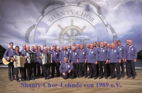 Shanty Chor Lohnde, Foto Shanty Chohr Lohnde e.V.