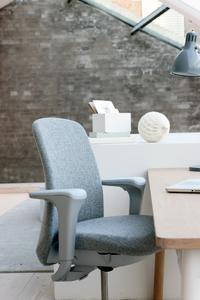 HÅG SoFi setzt stilvolle Akzente: Materialien, Farben und Det...