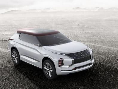 "SUV-Studie ""GT-PHEV Concept"" feiert Weltpremiere in Paris"