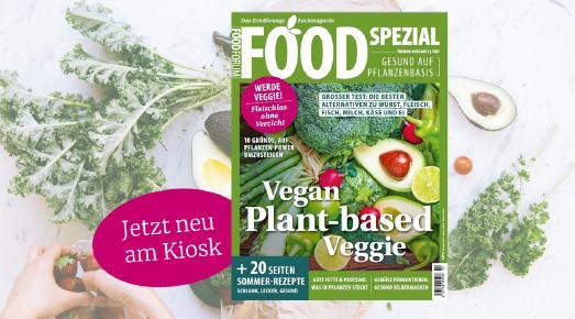 Gesund mit Pflanzen-Power: Die Sonderausgabe von FoodForum zum Plant-based-Boom ist am Kiosk