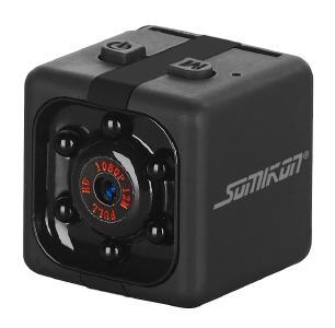 NX 4927 01 Somikon HD Micro Videokamera und Webcam