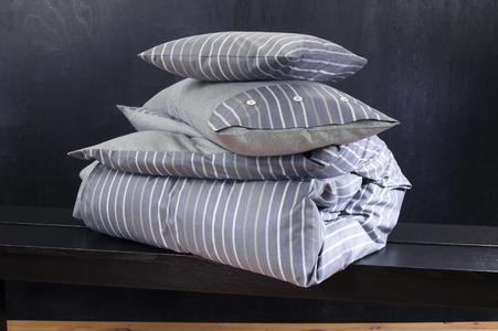 TrueStuff Biobettwäsche in skandinavischem Design_Dessin Helsinki Grey