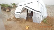 Erst die Dürre, dann Überschwemmungen. action medeor hat bereits eine erste Hilfssendung auf den Weg gebracht. (© action medeor)